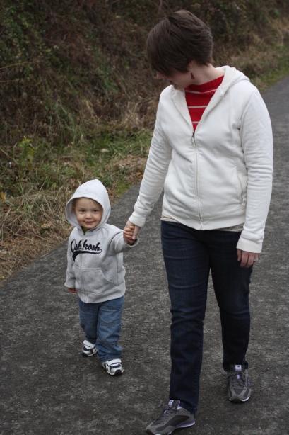 11-12 walking
