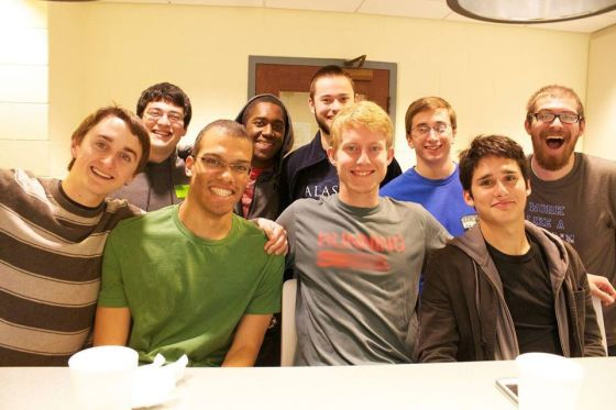 2013 Men's Small Group Leaders